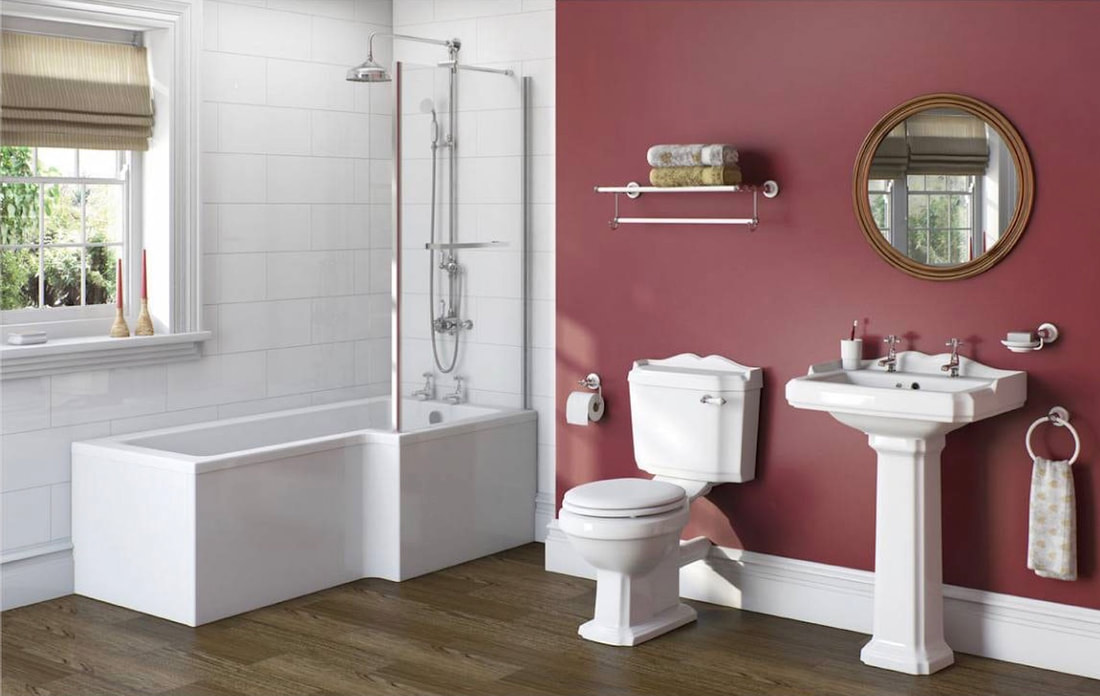 bathroom fitters Salford
